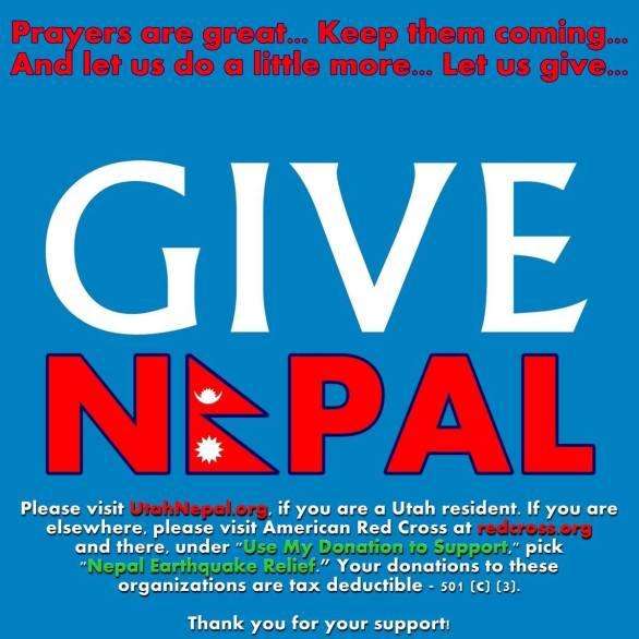 Give Nepal